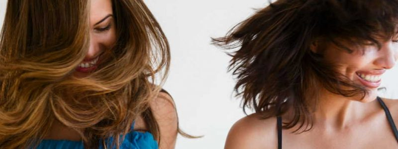 Tips to get shiny and glossy hair